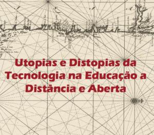 Livro Utopias (2018) - Imagem da capa